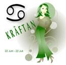 Kräfta Horoskop