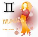 Tvilling Horoskop