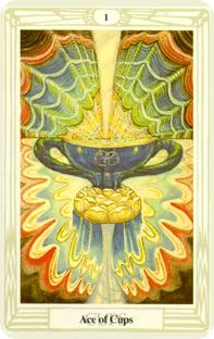 Ess i bägare - Ace of Cups