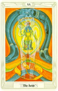 Domen i tarot, Judgement